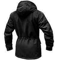 """Куртка милитари """"М65"""" BLACK (На флисе), фото 3"""