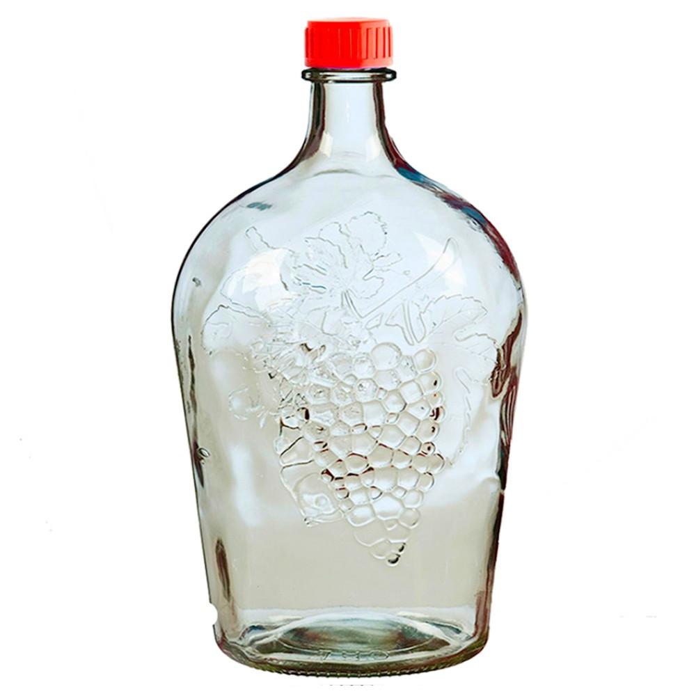 """Бутылка стеклянная """"Ровоам"""" 4500 мл"""