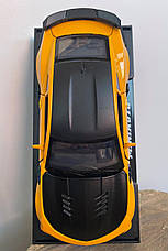 Модель автомобиля Chevrolet Camaro точная копия 1:32 со светящимися фарами и звуковыми эффектами мотора., фото 3