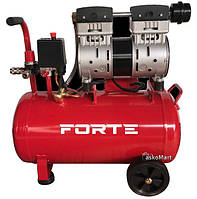 Компрессор воздушный безмасляный 1100Вт Forte COF-24 (104090)