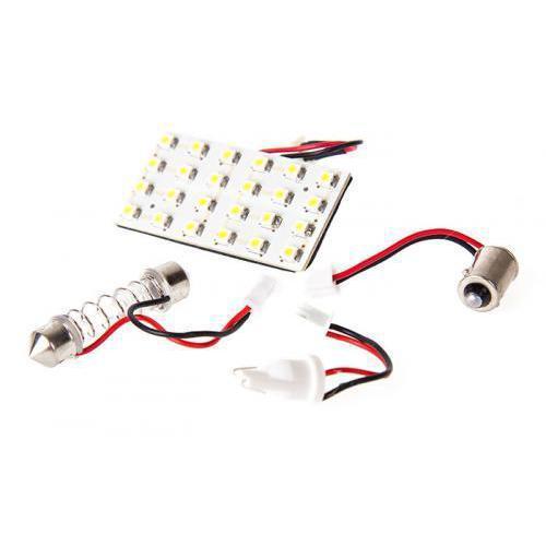 Лампа PULSO/софитная-матрица/LED/24 SMD-3528/12v/29x43mm/White (LP-85024)