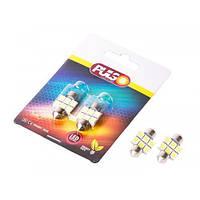 Лампы PULSO/софитные/LED SV8.5/T11x31mm/6 SMD-5050/12v/White (LP-85316)