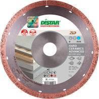 Алмазний диск DISTAR 1A1R Hard ceramics Advanced 230х25,4 (7D)