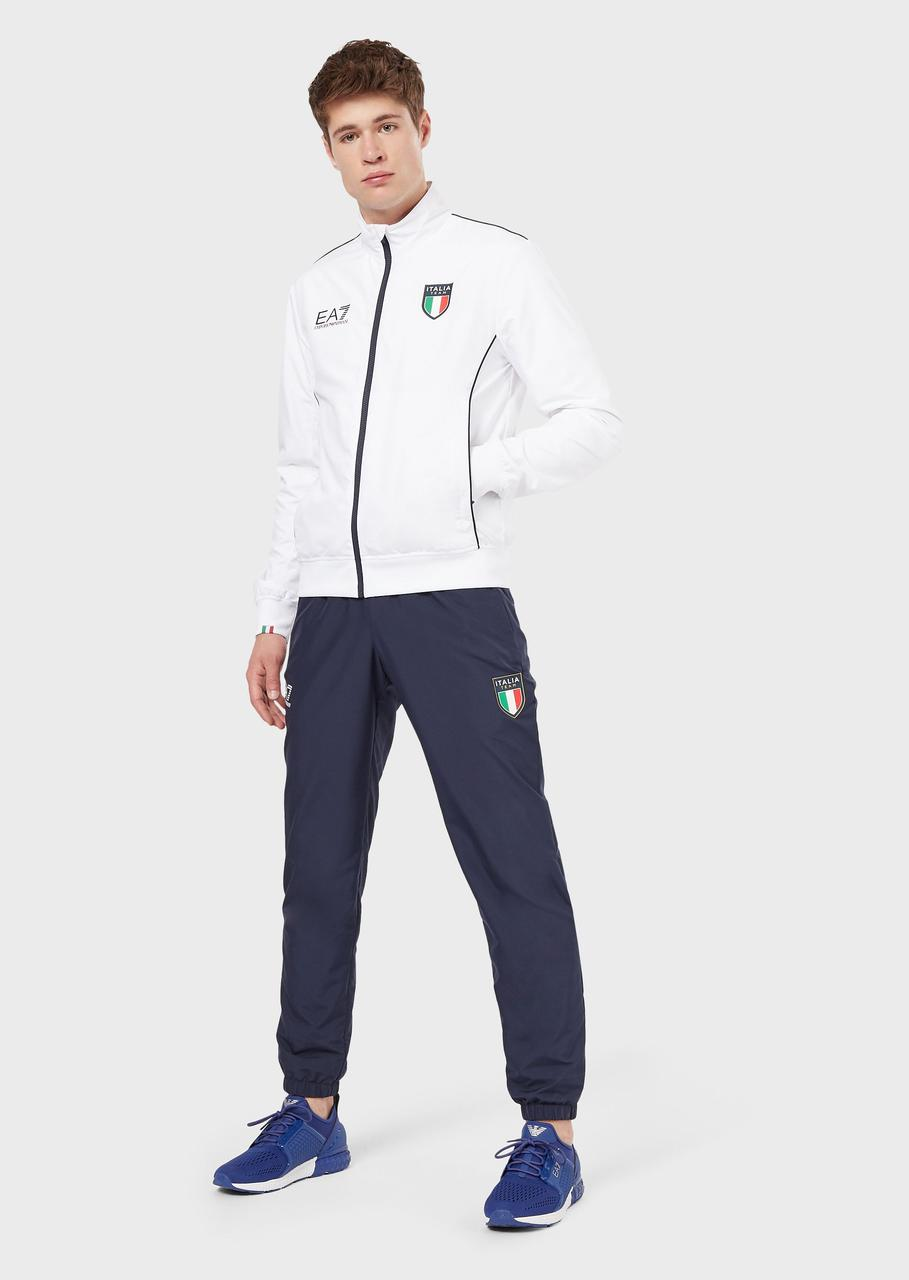 Спортивный костюм EA7 Emporio Armani Team Italia Man p M