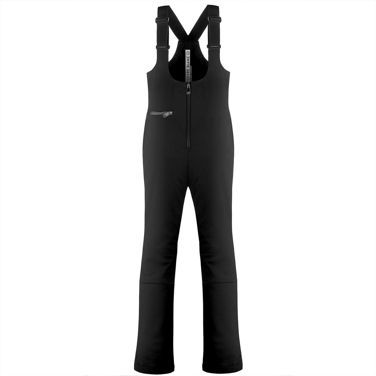 Горнолыжные штаны WO Strech Ski Bib pant Black р. XS