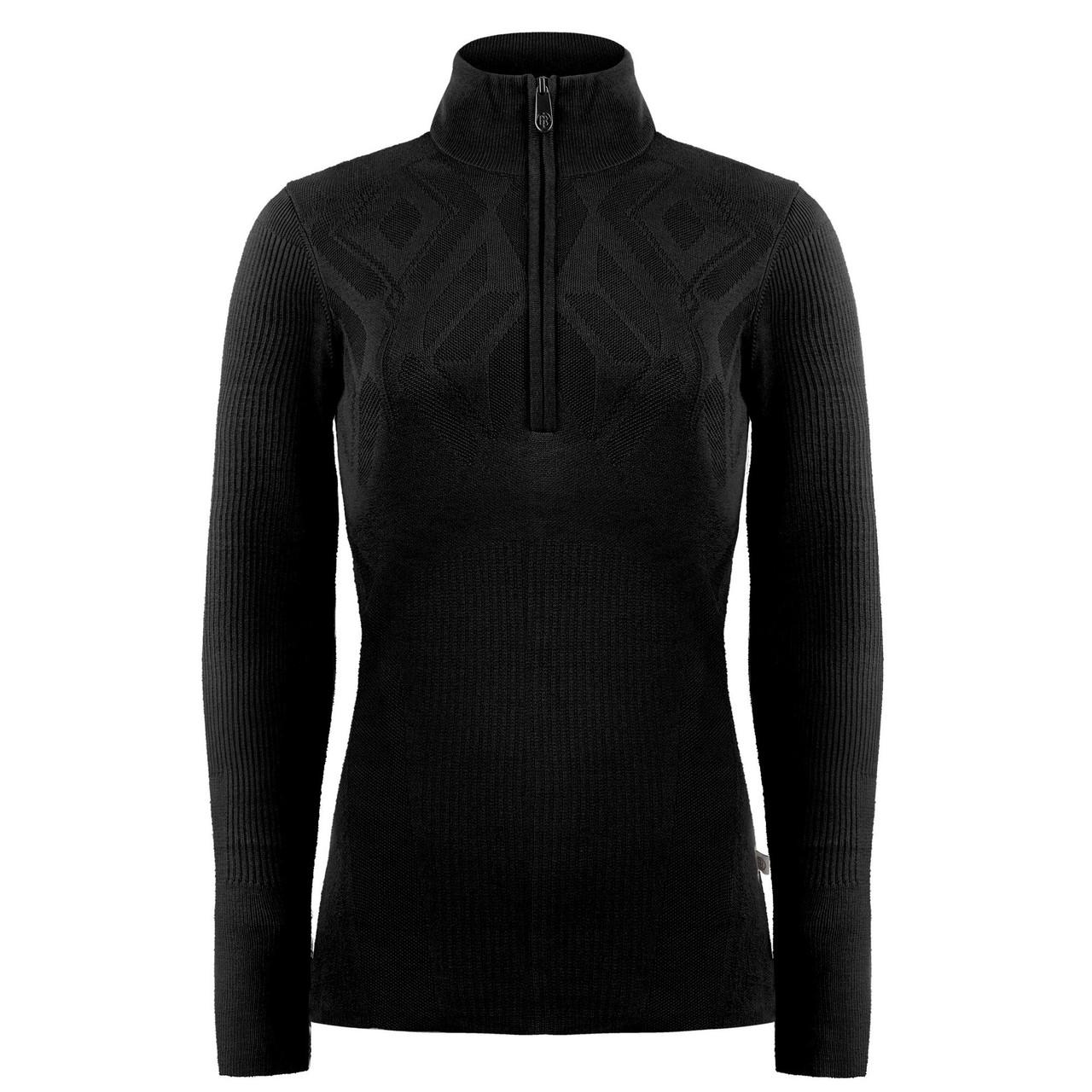 Горнолыжный свитер Poivre Blanc WO Knit sweater black  р. L