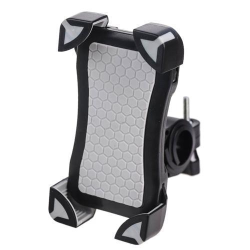 Держатель мобильного телефона PULSO UH-1010BK/GY (95х185мм) для велосипеда (UH-1010BK/GY)