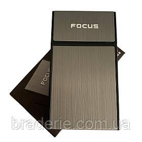 Портсигар на 10 сигарет Focus HL-151