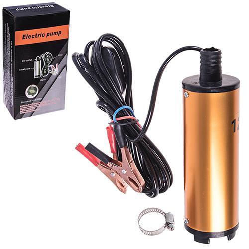 Насос для перекачки топлива 12V без фильтра 44718 (12V)
