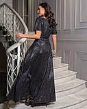 Платье черное вечернее, фото 3