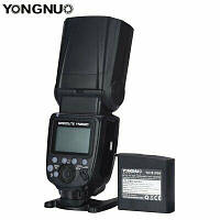 Спалах для фотоапаратів CANON - YongNuo Speedlite YN862C з E-TTL і акумулятором