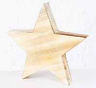 Новогодняя звезда дерево 20см Boltze 2003021, фото 1