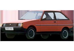 Підкрилки для Заз (Zaz) Таврія 1986-2007