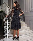 Платье женское черное, фото 2