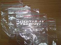Пакеты со струной (Zip-Lock) прозрачные