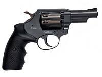 Револьвер под патрон Флобера Safari РФ 431 рукоятка резина, фото 1