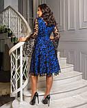 Платье электрик, фото 2