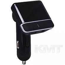 Fm Модулятор MP3 « H3BT » Black