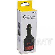 Fm Модулятор MP3 « FM-02 »