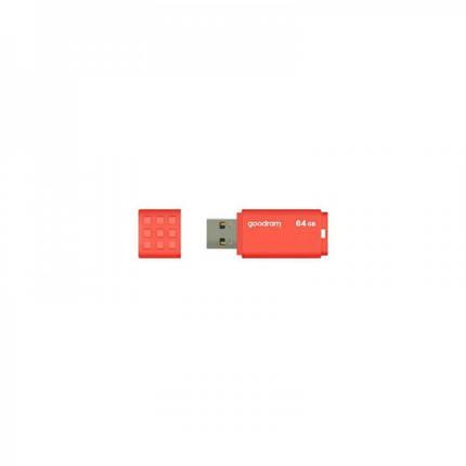 Флеш-накопитель USB3.0 128GB GOODRAM UME3 Orange (UME3-1280O0R11), фото 2