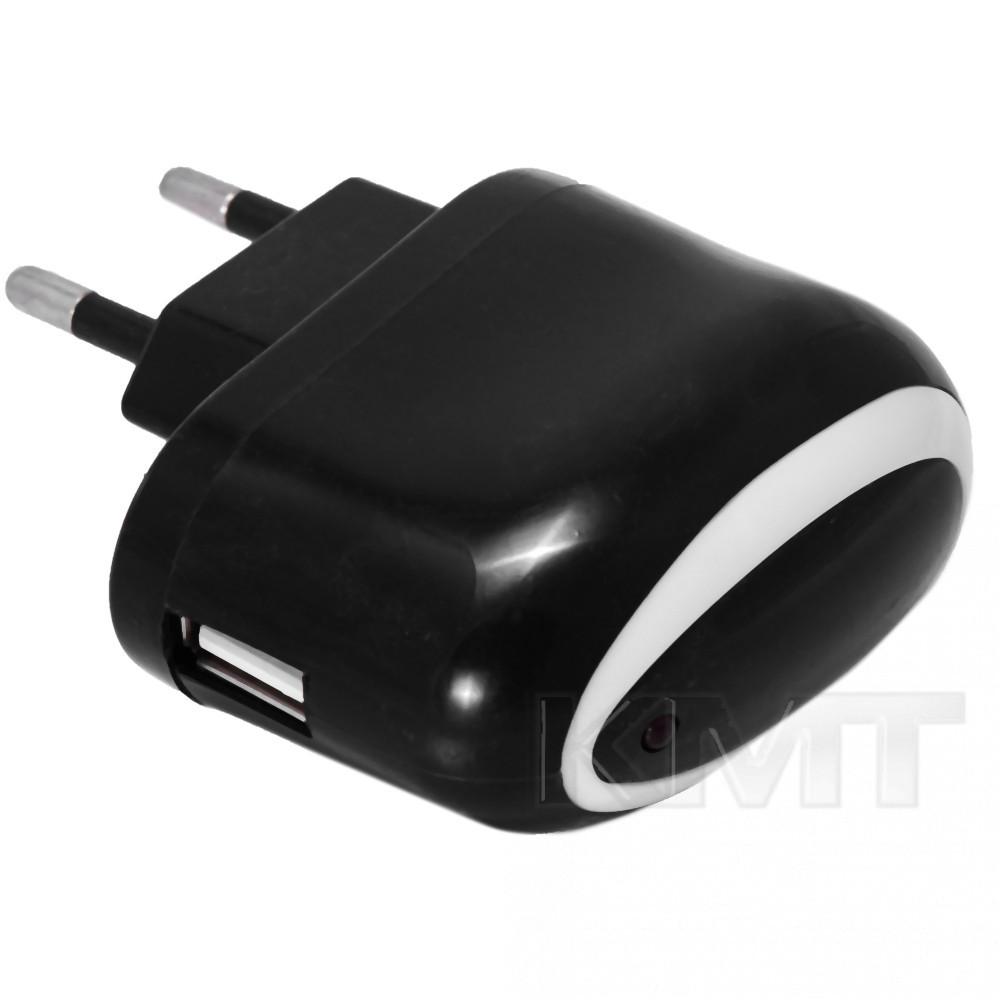 СЗУ USB (универсальное) 5V 1000Mah (белая)