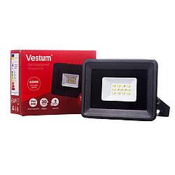 Светодиодный прожектор Vestum 10W 900Лм 6500K 185-265V IP65 1-VS-3001