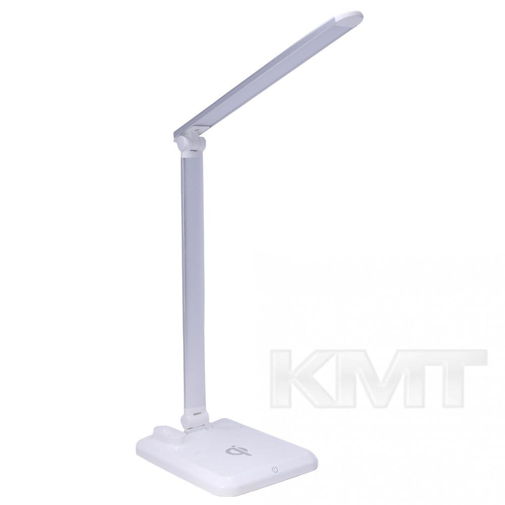 Светодиодная лампа с беспроводной зарядкой для iPhone / Airpods / iWatch