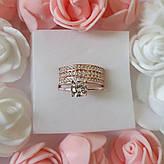 Позолоченное серебро - бюджетный «ответ» золотым украшениям