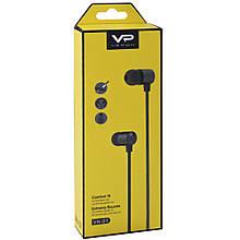 Навушники Veron (VH01) Earphones POP (VH801) Gray