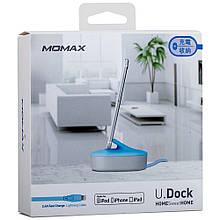 Momax (UD1LB) Кабель U. Dock Lightning - USB (1 м) Док-станція - Білий