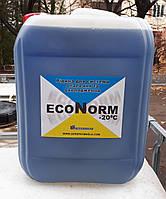 Антифриз для систем отопления Econorm -20C, кан 10л.