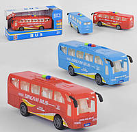 Автобус RJ 6688 свет, звук в коробке