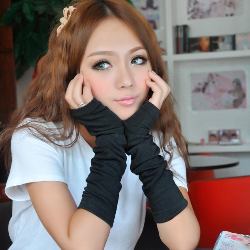 Рукавички-рукавиці до ліктя