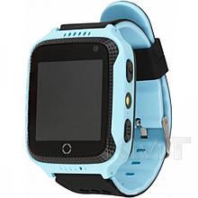 Smart Baby Watch Q529 з GPS трекером — Blue