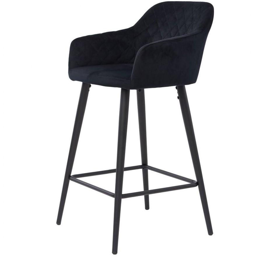 Барный стул Antiba черный TM Concepto