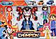 Детский игровой набор робот тобот Champion из серии \тоботы с роботом-трансформером, игровыми фигурками героев, фото 5