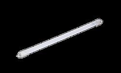 Світлодіодний лінійний світильник Vestum 0,6м 8W 6500K 220V IP65 1-VS-6301