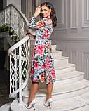 Платье в цветах, фото 2