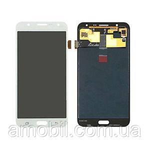 Дисплей Samsung J700 (с регулировкой подсветки TFT) J700M / J700F /J700T / J700M/DS / J7008  Galaxy J7 white