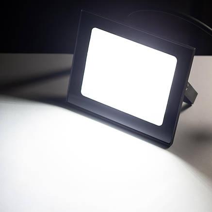 Светодиодный прожектор 30W GLX LED 6500K IP65, фото 2
