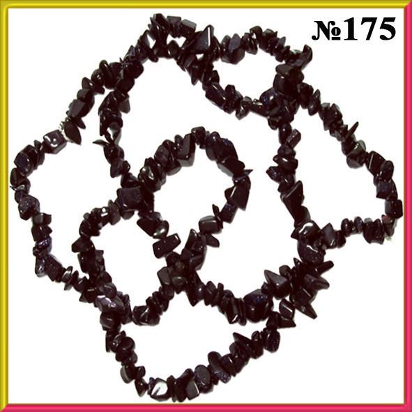 Сколы Авантюрин Каир Синтетический, Размер 4-6*2-4 мм, Около 82 см нить, Рукоделие, Бусины