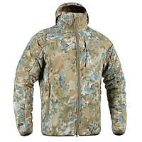 Куртка зимняя полевая P1G-Tac® MILITUM POWER-FILL (Polartec Power-Fill) - Covert Arid Camo Pat.