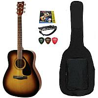 Акустическая гитара YAMAHA F310 TBS  (полный комплект)