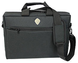 Сумка для ноутбука 15,6 дюймів Wallaby 10587 чорна