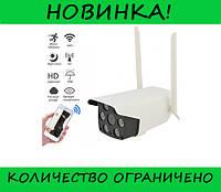 Камера видеонаблюдения CF32-23DT200-HK с креплением и адаптером (WIFI)
