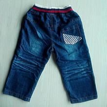 Детские джинсы на резинке на возраст 2 года