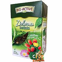 Чай зеленый с опунцией Big-Active