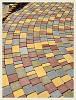 Тротуарная плитка ФЭМ Старый Город Мариуполь,  Донецк, 6 см