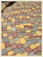 Тротуарная плитка ФЭМ Старый Город Мариуполь,  Донецк, 6 см, фото 1