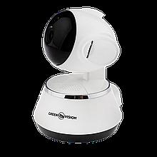 WiFi IP-камера поворотная Green Vision GV-087-GM-DIG10-10 PTZ 720p